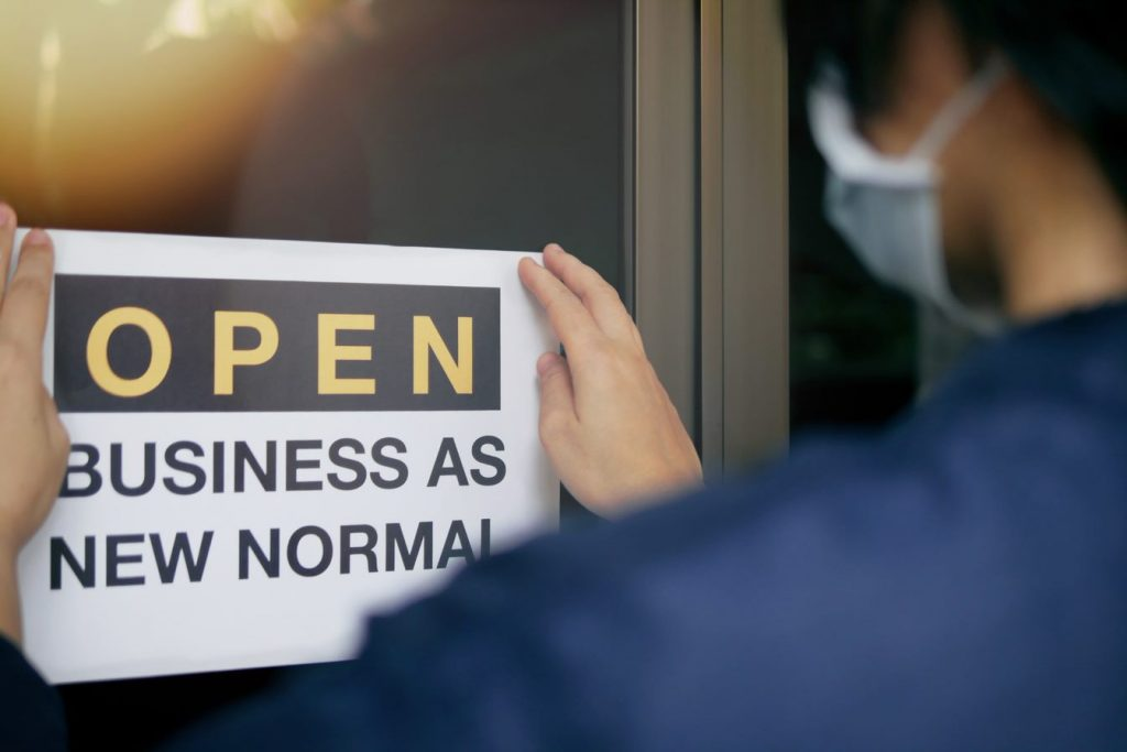 Business as New Normal